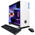 CyberPowerPC - Gamer Xtreme Gaming Desktop - Intel Core i5 - 9600KF - 16GB Memory - AMD Radeon RX 5500 XT - 500GB SSD - White