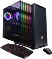 CyberPowerPC - Gamer Xtreme Liquid Cool Gaming Desktop - Intel Core i7-9700K - 16GB - GeForce RTX 2060 SUPER - 1TB HDD + 500GB SSD - Black