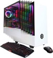CyberPowerPC - Gamer Supreme Liquid Cool Gaming Desktop - AMD Ryzen 9 3900X - 32GB Memory - NVIDIA GeForce RTX 2080 SUPER - 1TB SSD - White