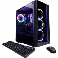 CyberPowerPC - Gamer Master Gaming Desktop - AMD Ryzen 5 2600 - 16GB Memory - NVIDIA GeForce GTX 1660 SUPER - 2TB HDD + 240GB SSD - Black