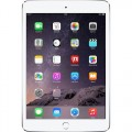 Apple - iPad mini 3 with Wi-Fi + Cellular - 16GB (Unlocked) - Pre-Owned - Silver