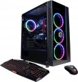 CyberPowerPC - Gamer Supreme Gaming Desktop - Intel Core i9-10900 - 16GB Memory - NVIDIA GeForce RTX 2060 Super - 1TB SSD-6413716