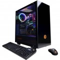 CyberPowerPC - Gaming Desktop - AMD Ryzen 7-Series - 3700X - 16GB Memory - AMD Radeon RX 5500 XT - 2TB HDD + 240GB SSD - Black
