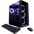CyberPowerPC - Gamer Xtreme Gaming Desktop - Intel Core i7-9700K - 8GB Memory - NVIDIA GeForce GTX 1650 SUPER - 1TB HDD + 240GB SSD - Black