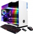CyberPowerPC - Gamer Supreme Liquid Cool Gaming Desktop - AMD Ryzen 7 3800X - 16GB Memory - AMD Radeon RX 5700 XT - 1TB SSD - White